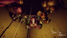 Don't Be Afraid (PC) - Steam Gift - JAPAN