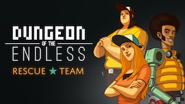 Dungeon of the Endless - Rescue Team Add-on Steam Key GLOBAL