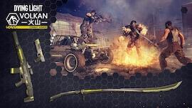 Dying Light - Volkan Combat Armor Bundle (PC) - Steam Gift - EUROPE