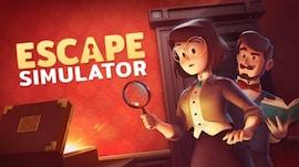 Escape Simulator (PC) - Steam Gift - GLOBAL