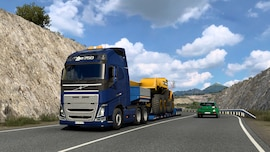 Euro Truck Simulator 2 - Volvo Construction Equipment (PC) - Steam Gift - EUROPE