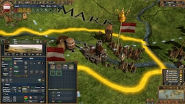 Europa Universalis IV: Common Sense (PC) - Steam Gift - EUROPE