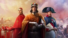 Europa Universalis IV: Emperor (PC) - Steam Gift - EUROPE