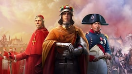 Europa Universalis IV: Emperor (PC) - Steam Key - GLOBAL