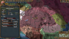 Europa Universalis IV (PC) - Steam Key - EUROPE