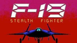 F-19 Stealth Fighter Steam Gift GLOBAL