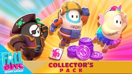 Fall Guys: Collectors Pack (PC) - Steam Gift - JAPAN