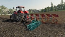 Farming Simulator 19 - Kverneland & Vicon Equipment Pack (PC) - Steam Gift - JAPAN