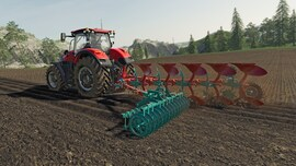 Farming Simulator 19 - Kverneland & Vicon Equipment Pack (PC) - Steam Gift - NORTH AMERICA