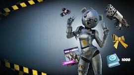 Fortnite - Metal Team Leader Pack (Xbox One) - Xbox Live Key - EUROPE