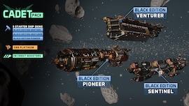 Fractured Space - Cadet Pack Steam Key GLOBAL