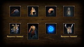 Grim Dawn - Steam Loyalist Items Pack (PC) - Steam Gift - EUROPE