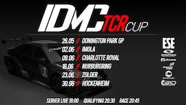 iDMC TCR Spring Series Entry