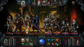 Iratus: Lord of the Dead - Supporter Pack (PC) - Steam Gift - EUROPE