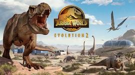 Jurassic World Evolution 2 | Deluxe Edition (PC) - Steam Key - EUROPE