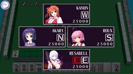 Mahjong Pretty Girls Battle : School Girls Edition Steam Key GLOBAL