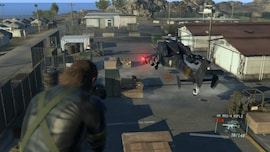 METAL GEAR SOLID V: GROUND ZEROES Steam Gift EUROPE