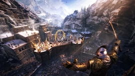 Middle-earth: Shadow of War Gold Edition PSN PS4 Key NORTH AMERICA