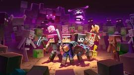 Minecraft Dungeons Ultimate DLC Bundle (PC) - Steam Gift - EUROPE
