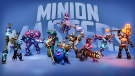 Minion Masters - All Masters Upgrade Steam Gift EUROPE