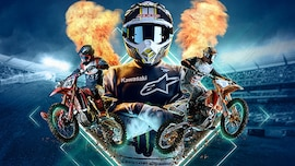 Monster Energy Supercross - The Official Videogame 4 (PC) - Steam Gift - EUROPE