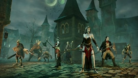 Mordheim: City of the Damned - Undead Steam Key GLOBAL