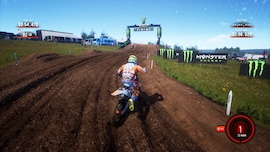 MXGP 2019 - The Official Motocross Videogame Steam Key GLOBAL