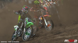 MXGP2 - The Official Motocross Videogame PSN PS4 Key NORTH AMERICA