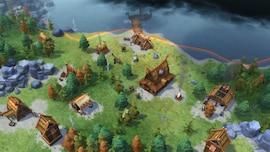 Northgard - Brundr & Kaelinn, Clan of the Lynx (PC) - Steam Key - GLOBAL