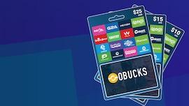 oBucks Gift Card 10 USD - oBucks Key - GLOBAL