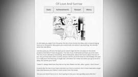 Of Love And Sorrow Steam Key GLOBAL