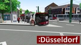 OMSI 2 Add-On Düsseldorf (PC) - Steam Gift - EUROPE