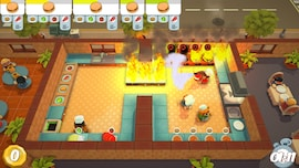 Overcooked Gourmet Edition Xbox Live Key EUROPE