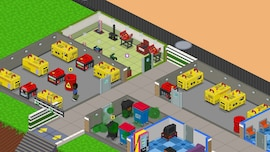 Overcrowd: A Commute 'Em Up (PC) - Steam Gift - NORTH AMERICA
