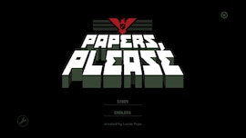 Papers, Please Steam Gift GLOBAL