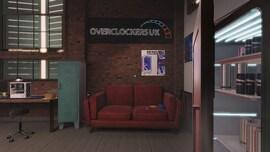 PC Building Simulator - Overclockers UK Workshop (PC) - Steam Gift - EUROPE