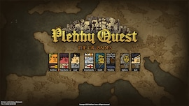 Plebby Quest: The Crusades (PC) - Steam Gift - NORTH AMERICA