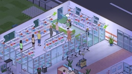 Project Hospital - Hospital Services (PC) - Steam Gift - EUROPE