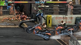 Raging Justice Xbox Live Key Xbox One EUROPE