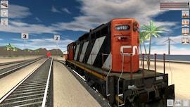 Rail Cargo Simulator Steam Key GLOBAL
