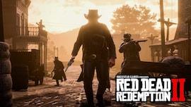 Red Dead Redemption 2 (Ultimate Edition) - Rockstar Key - GLOBAL