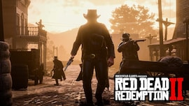 Red Dead Redemption 2 (Ultimate Edition) - Steam - Gift GLOBAL