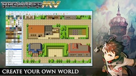 RPG Maker MV Bundle Steam Gift EUROPE