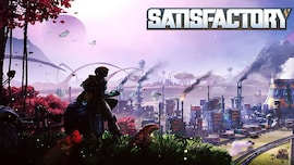 Satisfactory (PC) - Steam Gift - NORTH AMERICA