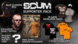 SCUM Supporter Pack Steam Gift GLOBAL