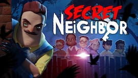 Secret Neighbor (PC) - Steam Key - GLOBAL