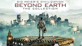Sid Meier's Civilization: Beyond Earth - The Collection (PC) - Steam Key - GLOBAL