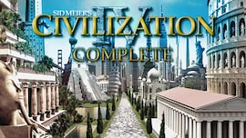 Sid Meier's Civilization IV: The Complete Edition Steam Key RU/CIS