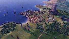Sid Meier's Civilization VI - New Frontier Pass (PC) - Steam Gift - JAPAN