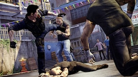 Sleeping Dogs: Definitive Edition Steam Gift LATAM